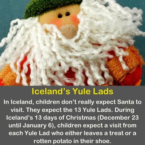 Doll of Iceland's Yule Lads.