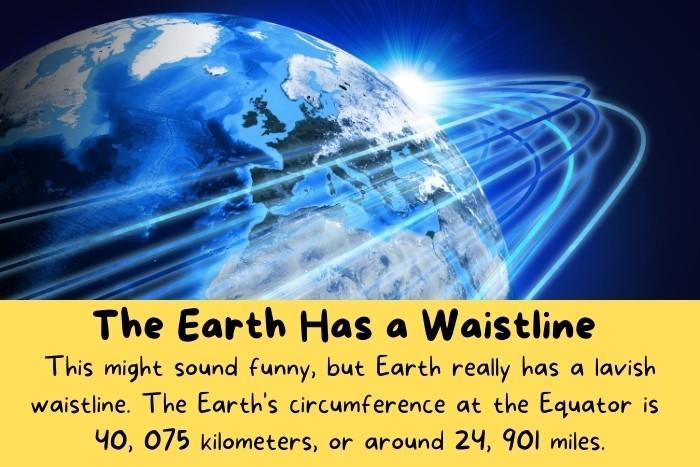 Earth Waistline.