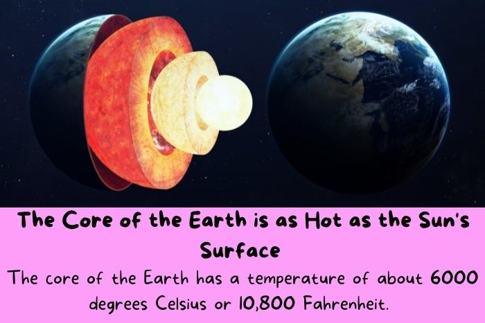 The Core of the Earth