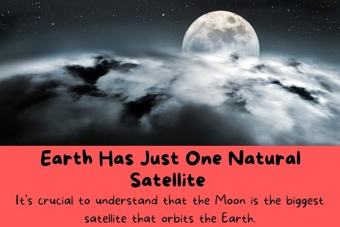 The Natural Satellite of earth.