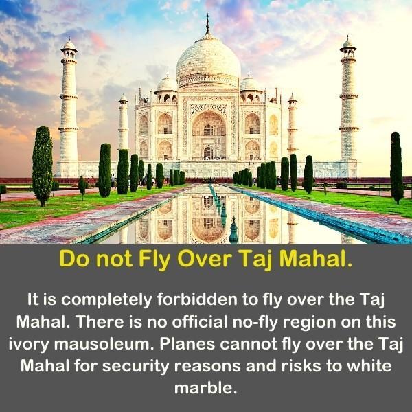 Taj Mahal of Monaco with geography fact text.