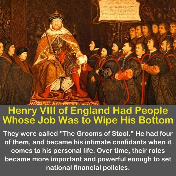 Henry VII the king of England.