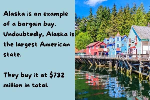 Welcome to Alaska sign.