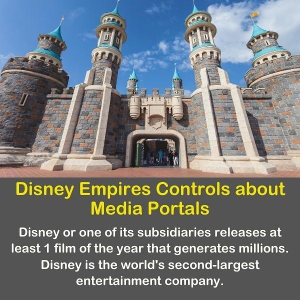 Disney's famous castle in Disneyland.