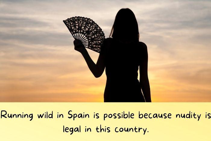 People running on Spain