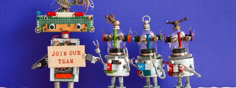 Funny trivia quiz team names - a trivia team of robots as you to join them.