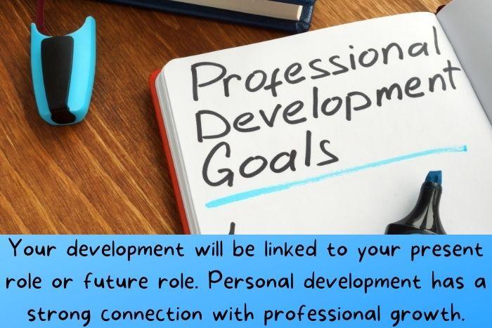 Processional Development Goals