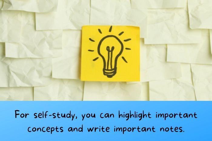 Important Sticky Notes