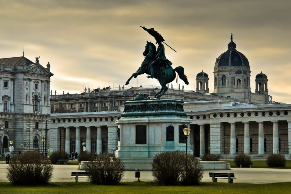 The Art History Museum in Vienna