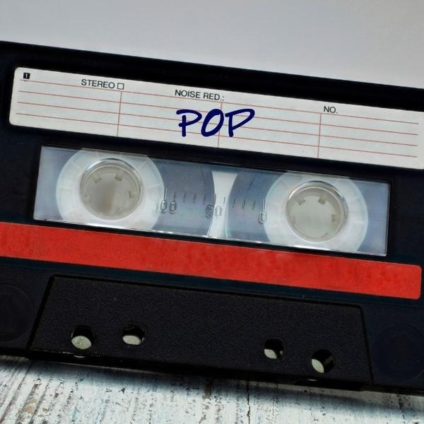 An old pop music cassette.