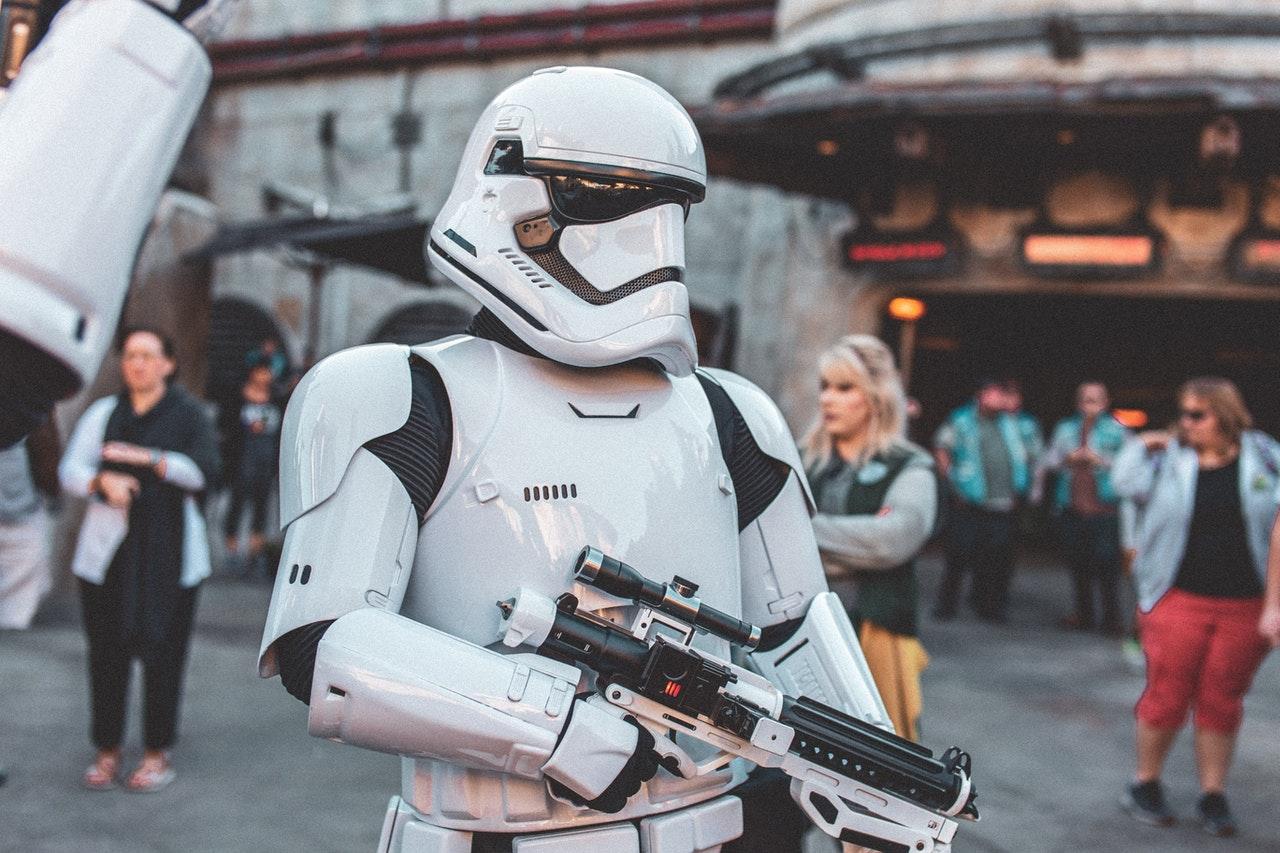 Star wars Stormtroopers.