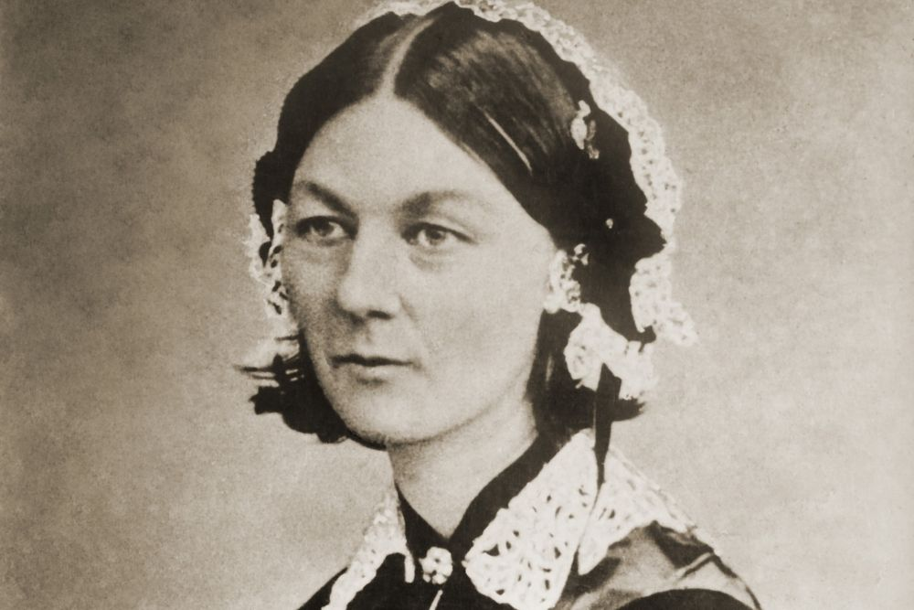 Florence Nightingale was the founder of modern nursing.
