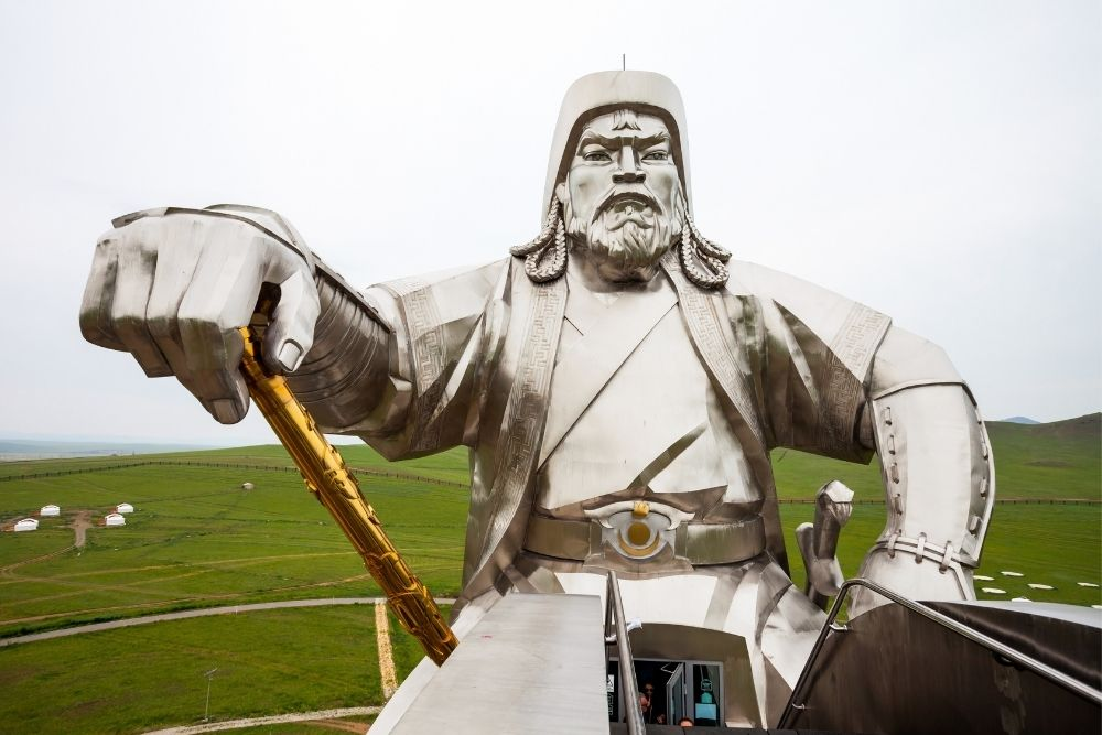 Genghis Khan is an important part of history and the Mongol dynasty.