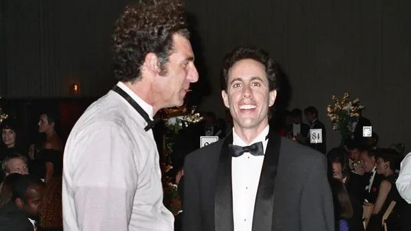 Michael Richards, Jerry Seinfeld in a big Event.