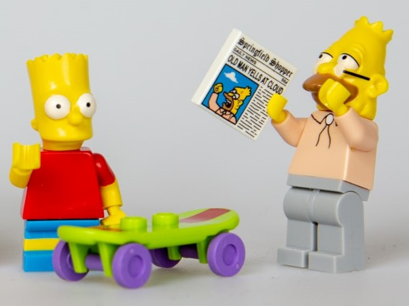 The Simpsons characters