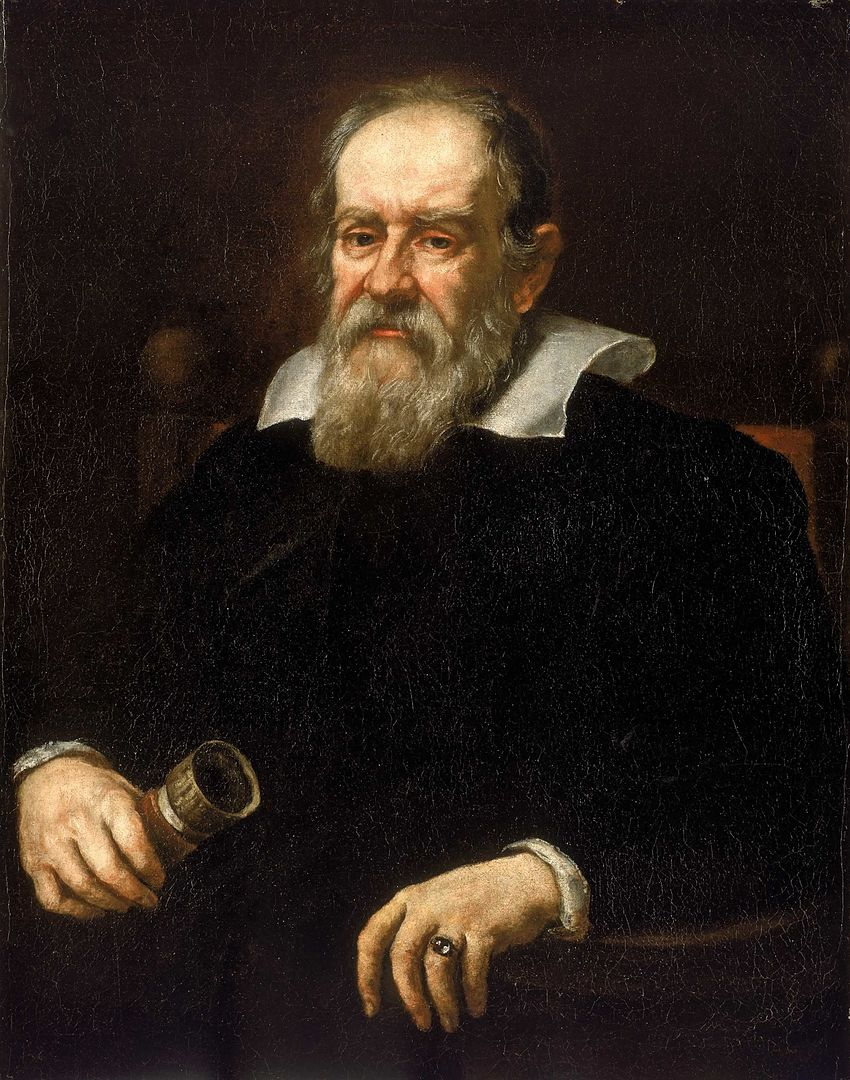 Galileo Galilei - a famous scientist.