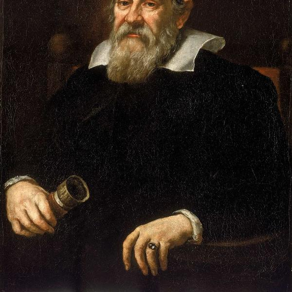 Galileo Galilei - a famous scientist.