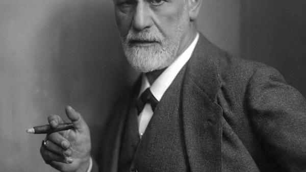 Sigmund Freud, Father of Psychology.