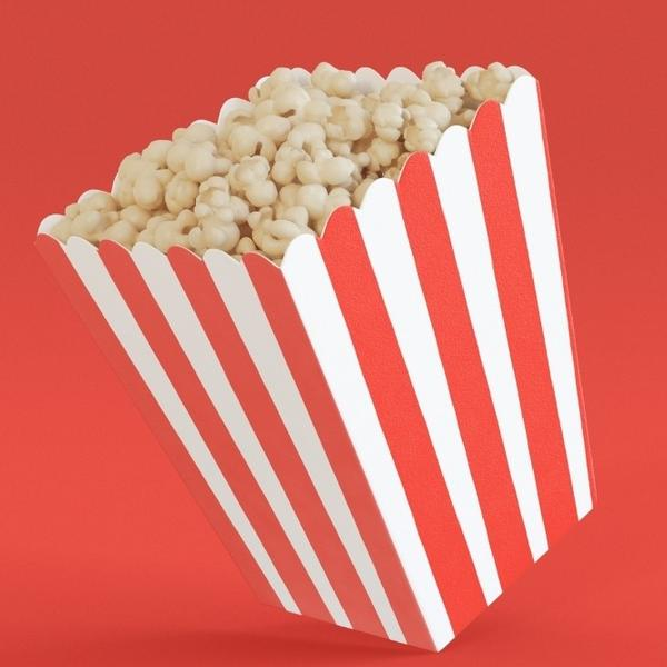 Popcorn in movies